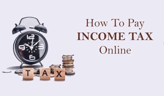 Learn How to pay income tax online in just 4 easy steps
