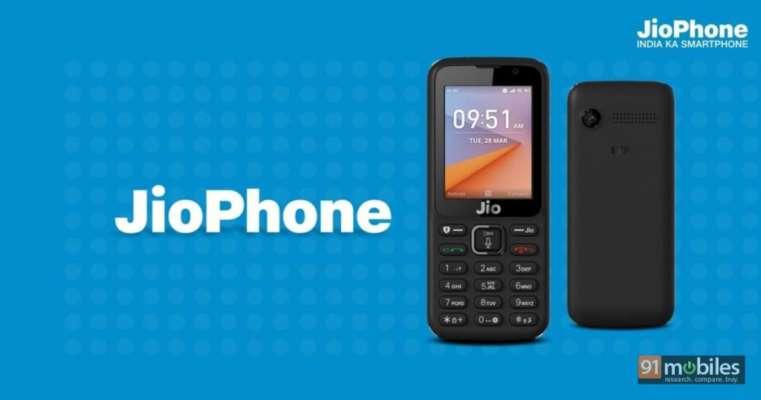 Exclusive: JioPhone internal document confirms VGA selfie camera