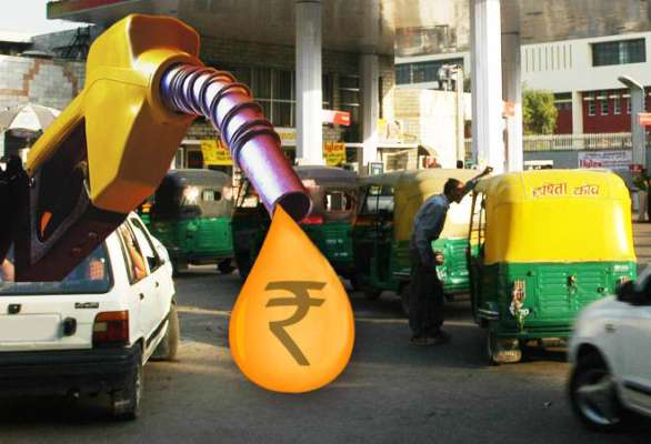 Fuel price crosses 90,though having 'Bharat Band'   - The
