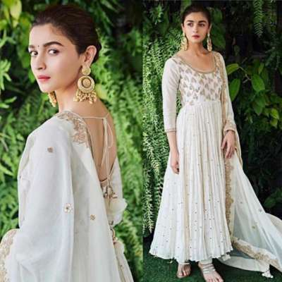 1a0d2c94b4 The Bollywood actresses have been trying to reduce the temperature by  wearing perfect summer outfits in the form of ethnic wear.
