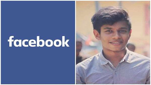 Kerala Teen spotted bug in WhatsApp, featured in the Facebook Thanks List for 2019