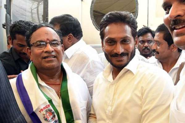 YSRCP MLA Sambangi Venkata Appala Naidu named as Protem