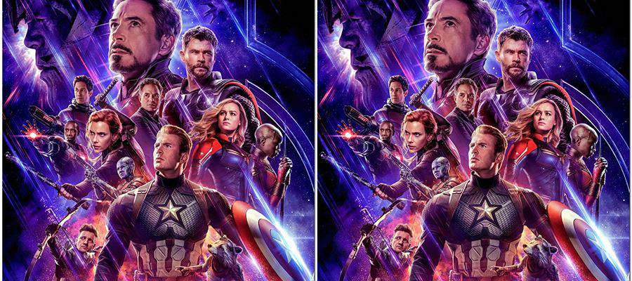AVENGERS: END GAME puts MARVEL PHASE 3 to an END - All 22