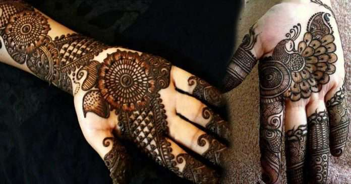 Simple mehndi designs to try upon this Ramadan! , East Coast