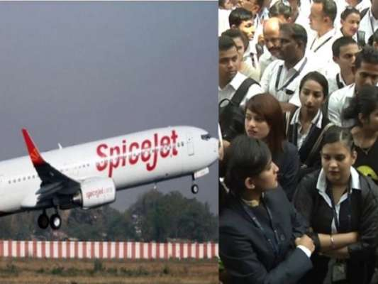 2000 Jet Airways Employees to be hired by SpiceJet
