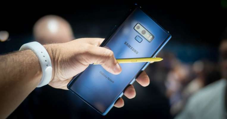 Samsung Introduced new variants of Galaxy Note 9 and Galaxy