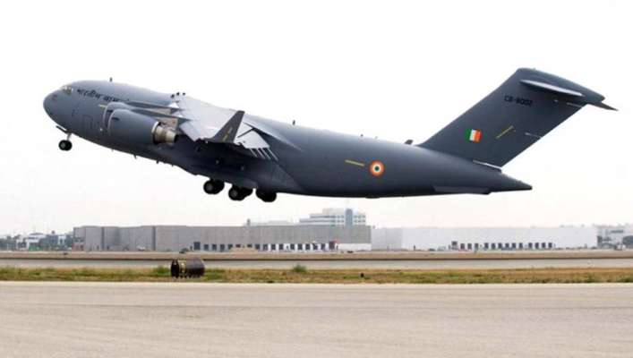 US Approves Foreign Military Sales To Support India's C-17