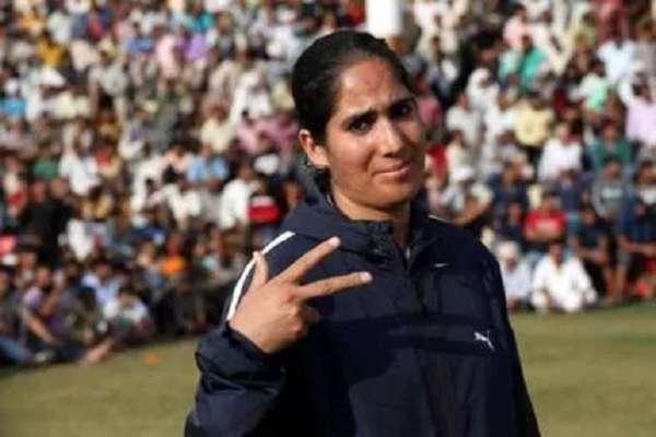 مقبوضہ کشمیر:ناہیدہ نبی، وادی کی پہلی خاتون ریسلر