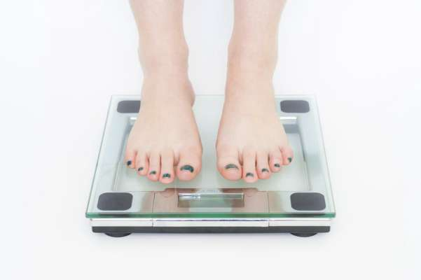 lost weight due to diabetes