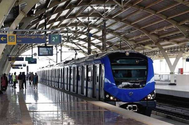 Chennai Metro holds a trial run with 2.5 minutes frequency of trains