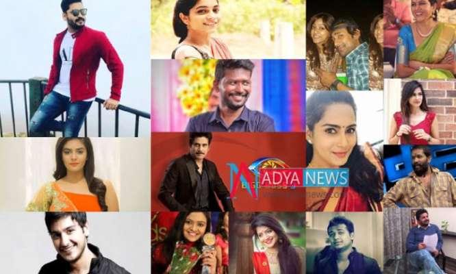 Actress Getting Headache With Telugu Bigg Boss 3 Contestant - Adya