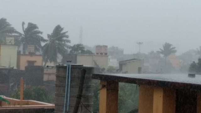 Weather alert: Heavy rain likely to lash 9 Odisha districts today