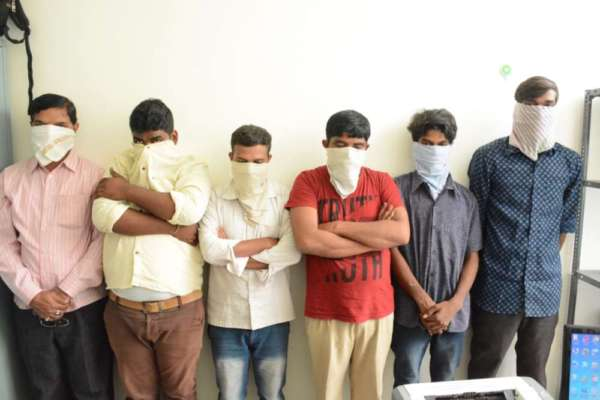 Online Kidney racket busted in Hyderabad, 1 held - The Siasat Daily