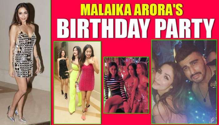 Image result for latest images of arjun kapoor with malaika arora birthday with different style