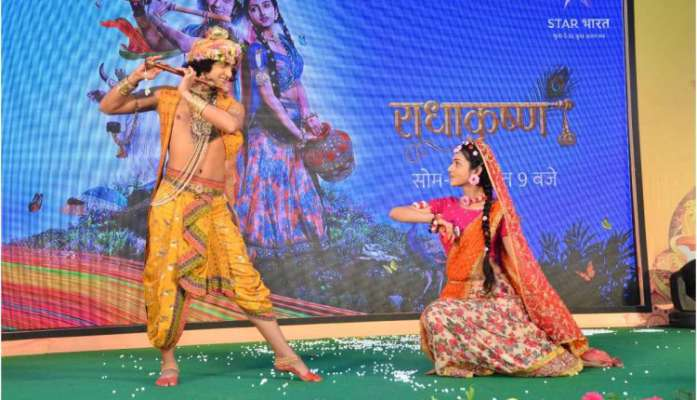 Radhakrishn' Actors Sumedh Mudgalkar And Mallika Singh To