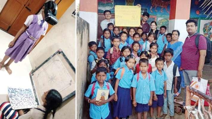 Vadodara boy Neel Vyas working on 3D model to help blind
