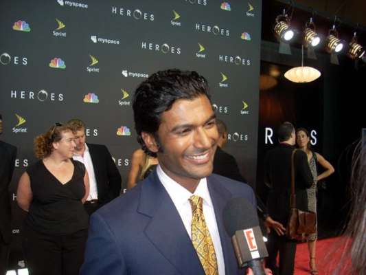 Sendhil Ramamurthy joins 'The Flash' season 6 as villain