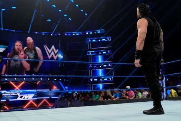 WWE Raw Results: Roman Reigns Attacked Again, Goldberg