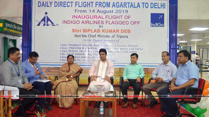 Image result for direct flight service to tripura