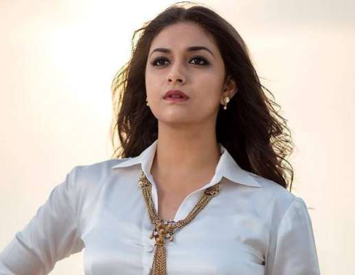 """Keerthy Suresh's New Movie """"Miss India"""" teaser released - Stressbuster    DailyHunt"""