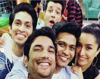 Chhichhore' team reached on The Kapil Sharma Show, actor