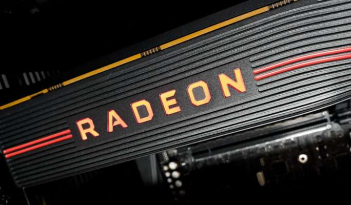AMD Radeon RX 5600 (Navi 14) Spotted, 25-50% Faster than