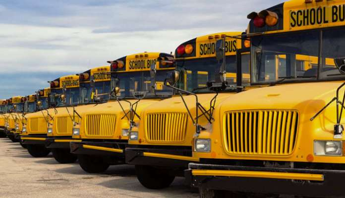 Do You Know Why All School Buses Color Is Kept Yellow Read