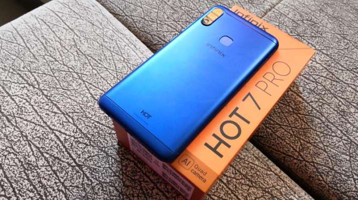 Infinix Hot 7 Pro review: Unbelievable power! - Asian Age | DailyHunt