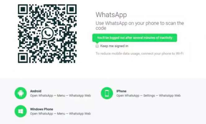 WhatsApp to soon allow using one account on multiple phones