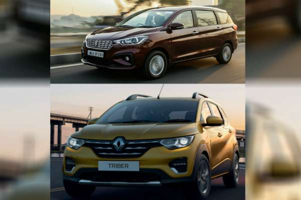 Renault Triber MPV to Launch Today: Watch it Live Here