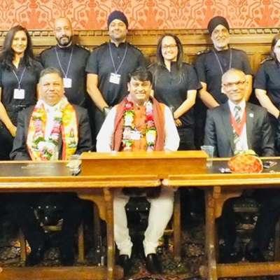 World Book Of Records to Sanskar TV CEO - Religion World