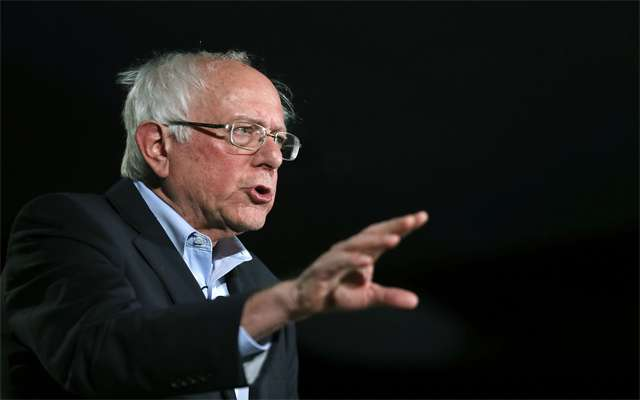 Sanders' Kashmir remark influenced by his Pak campaign