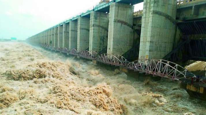 Dam storage levels in districts rise, but Chennai reservoirs