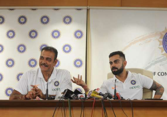 kohli press conference dressing room
