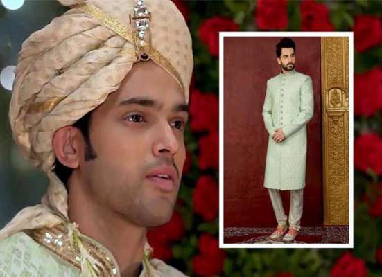 Parth Samthaan Looks Like The Dulha Of Our Dreams In This