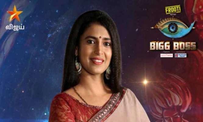 Bigg Boss 3 Tamil: Kasturi Eliminated - Thehansindia