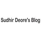 Sudhir Deore's blog