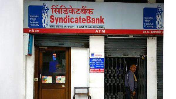 Syndicate Bank expects 4,000 cr from NPA recovery in FY20