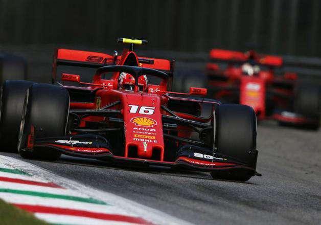 Italian Grand Prix: Charles Leclerc ends Ferrari's 9 year