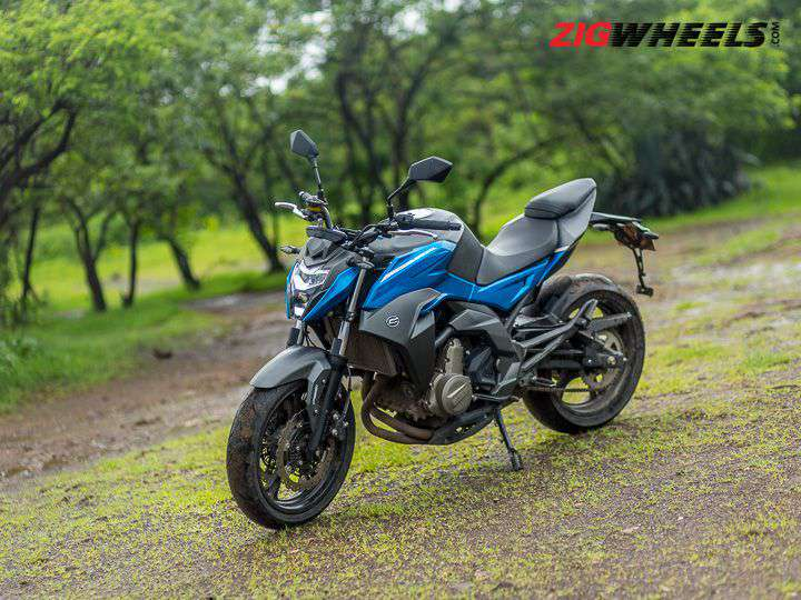 EXCLUSIVE: CFMoto 650NK Road Test Review - ZIGWHEELS