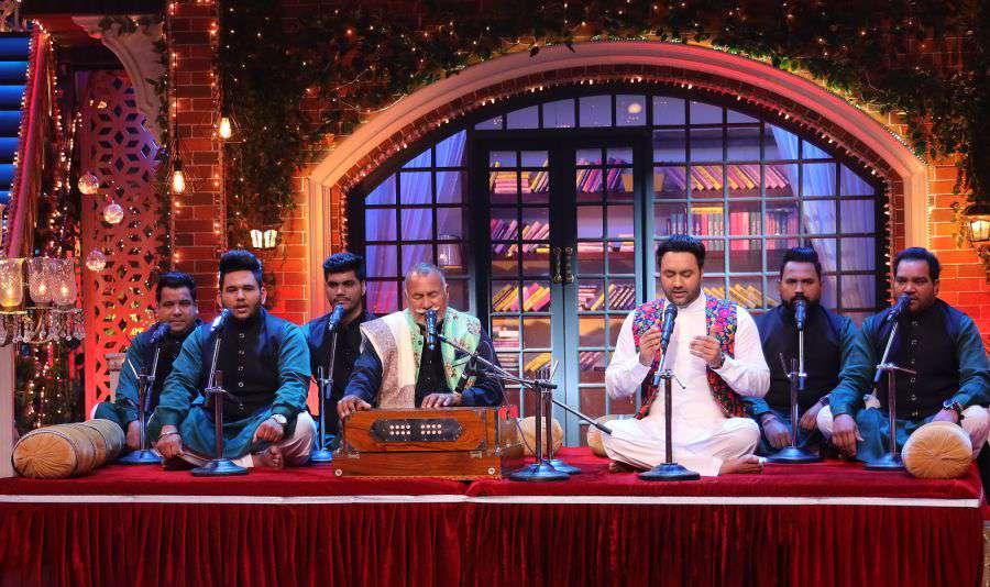 Image result for Puranchand Wadali Didn't Recognize Govinda In The Kapil Sharma Show