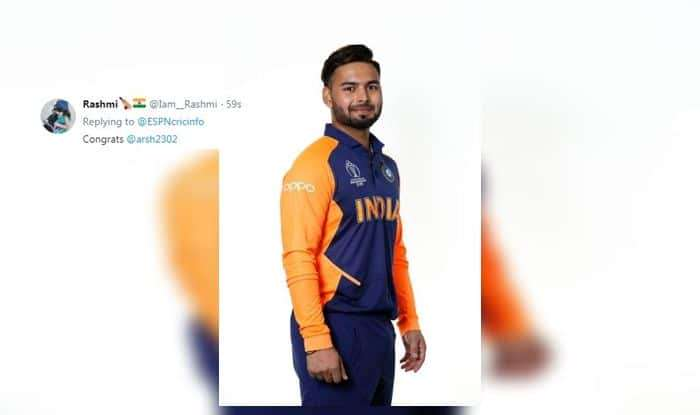 IND vs ENG: Fans Hail Rishabh Pant as he Makes His World Cup Debut